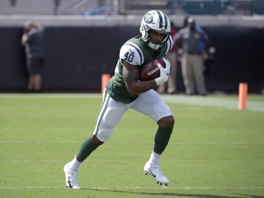 Jets vs. Bears: Rishard Matthews' debut headlines top storylines