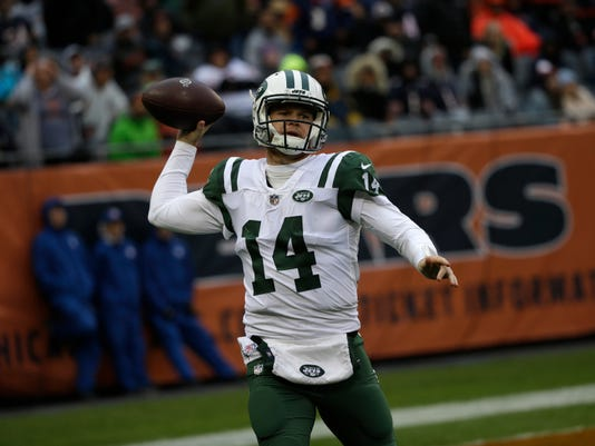 4 strange stats from the Jets' Week 8 loss to Bears