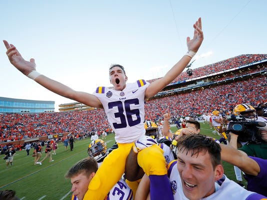 Why is LSU ranked so high and UCF so low in opening CFP rankings?