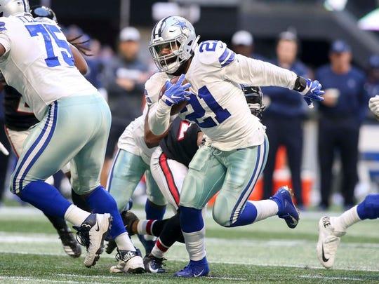 Leighton Vander Esch leads Cowboys LBs to best position grade in Week 11