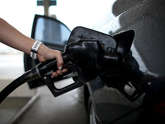 The state's highest average was about $2.93 a gallon in the Benton Harbor and Marquette areas. The lowest was about $2.85 in the Flint and Traverse City areas.
