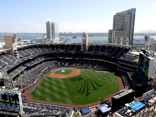 Petco Park in San Diego (Photo by Maxx Wolfson/Getty Images)