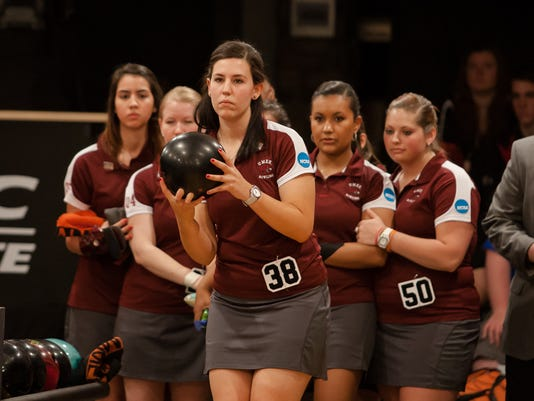 NCAA BOWLING: APR 20 ITC Championship UMES v Pikeville
