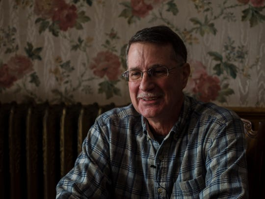 Hugh Gibson of Essex Junction can smile now about what turned out to be two partially blocked arteries in his heart, but only after a procedure to place stents in the arteries to open them up.