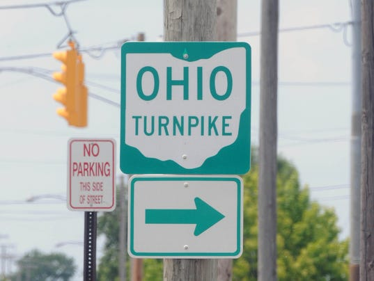FRE Ohio Turnpike stock