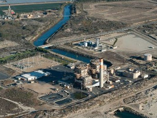 Oxnard power plant