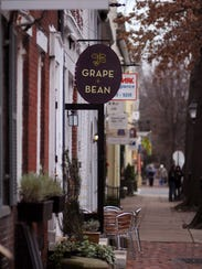 Alexandria, Va., has a charming old town.