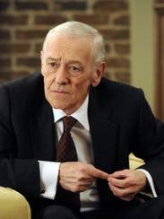 Feb. 4, 2018: John Mahoney, a veteran character who