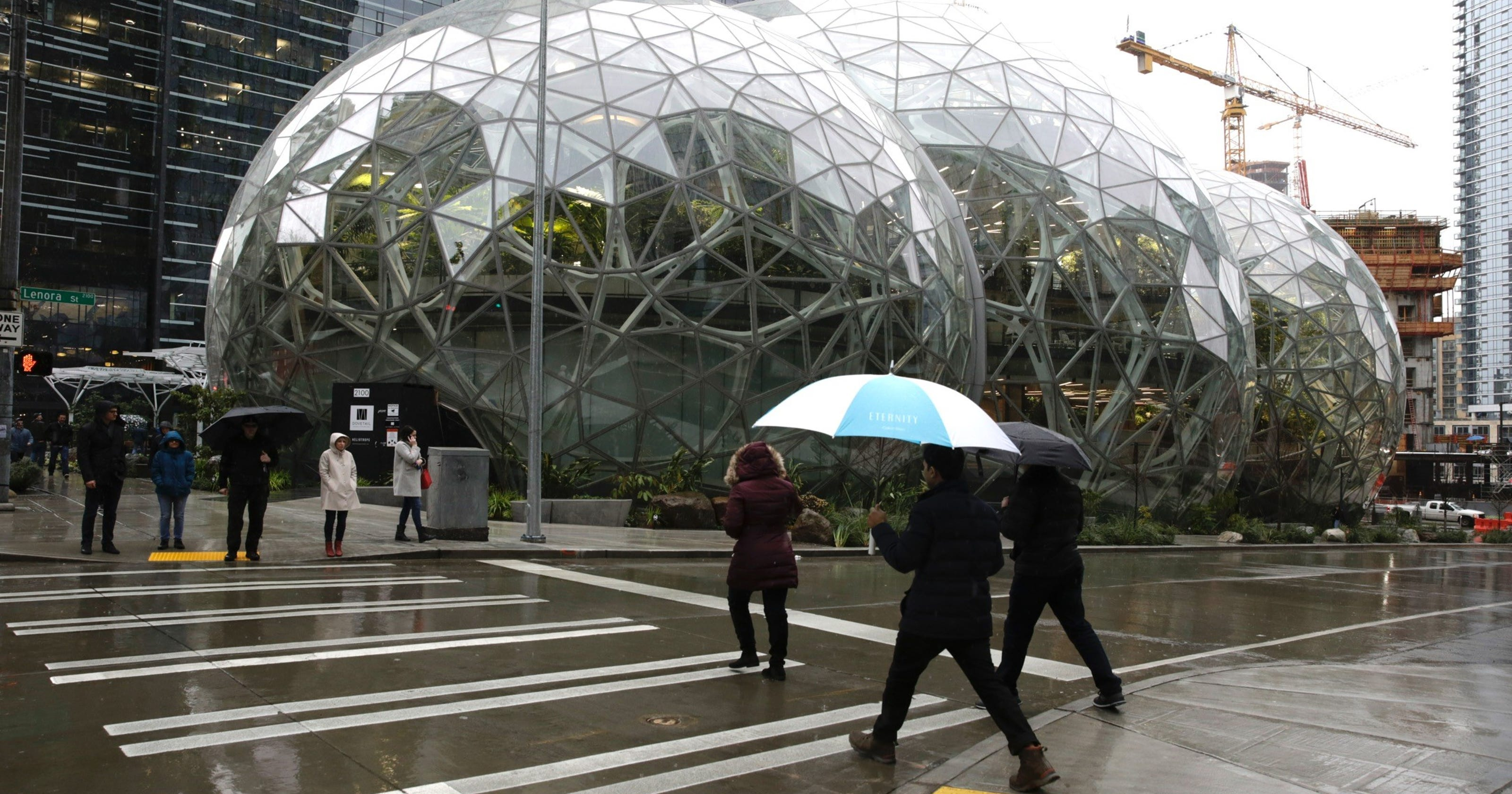 Amazon second headquarters: Another round of finalists