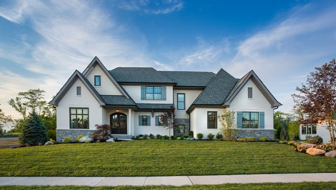 The Sterling model will be one of seven homes exhibited during this year's HOMEARAMA.