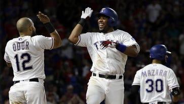 'Rough one': Rangers pound Tigers for 17 hits, complete sweep