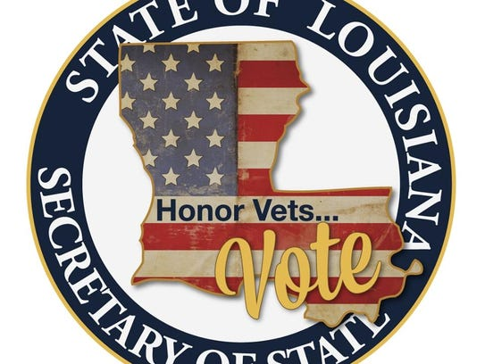 Louisiana voters can register on the Secretary of State's