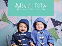 Save 40% at Haute Tot!