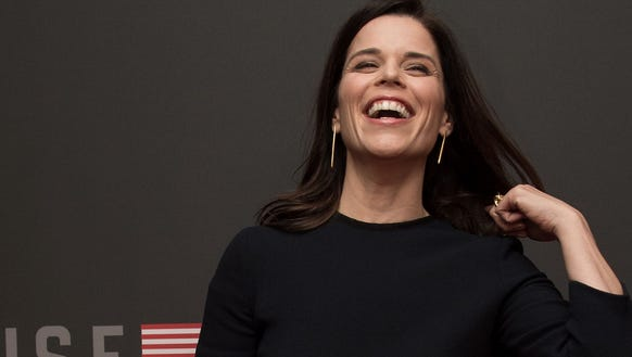 Neve Campbell Riffs On Finding Strong Female Roles