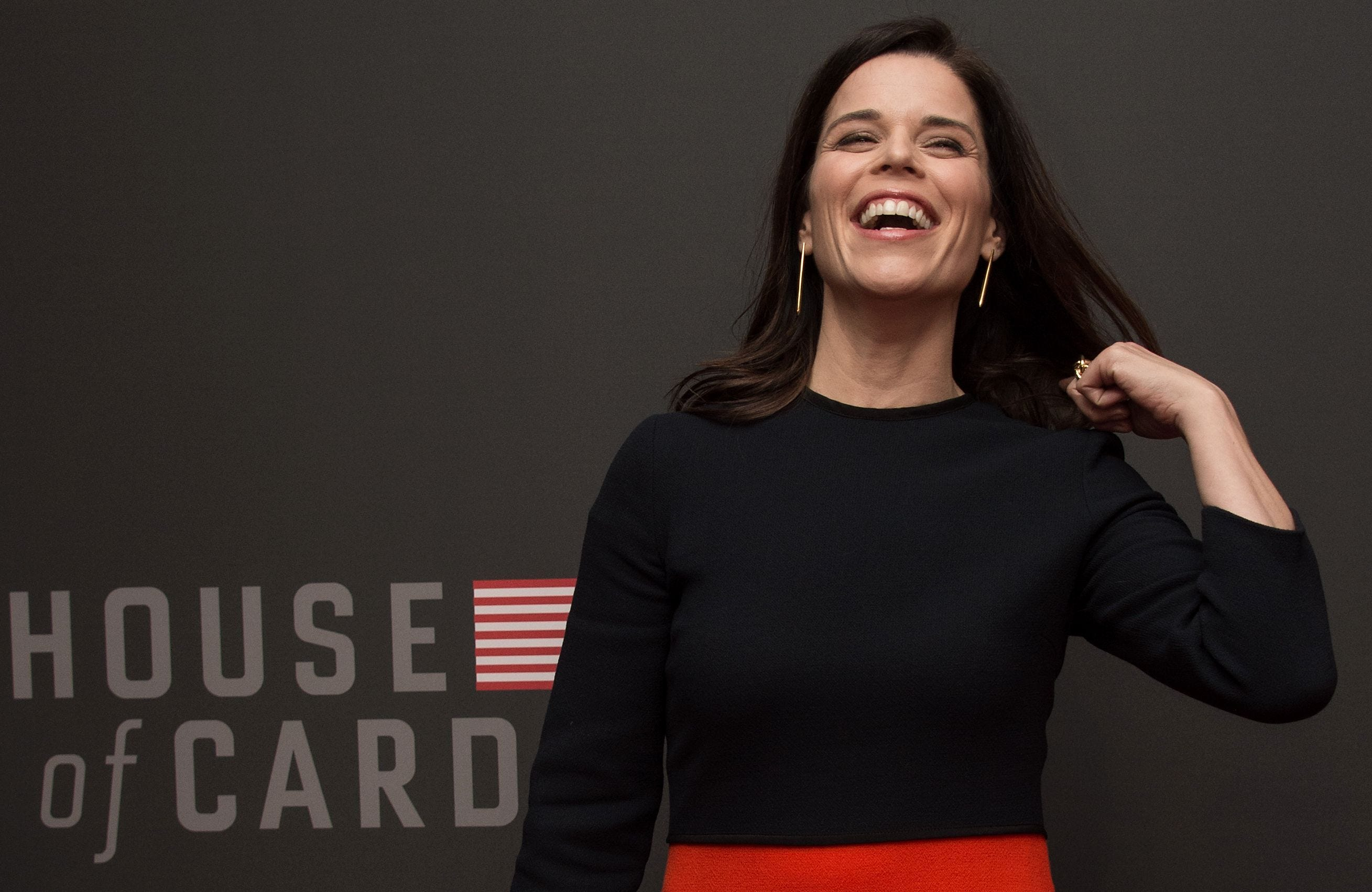Neve Campbell Riffs On Finding Strong Female Roles, Joining U0027House Of Cardsu0027