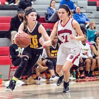 Led by freshmen, Brown Deer girls made progress