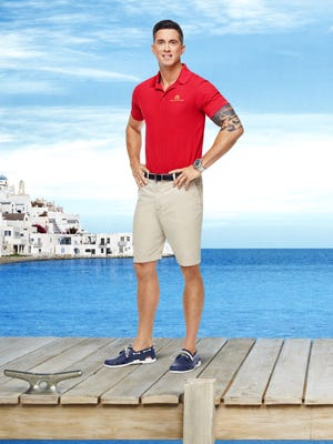 """Bobby Giancola of Indian Harbour Beach stars in season one of """"Below Deck: Mediterranean"""" on Bravo. The series is a spin-off of Bravo's yachting reality series """"Below Deck."""""""