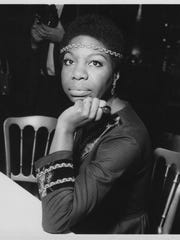 "Nina Simone in the Netflix original documentary ""What"
