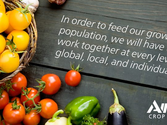 On World Food Day, Oct. 16, Alltech Crop Science calls