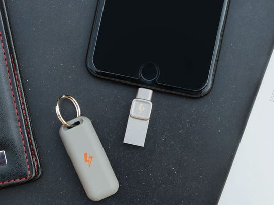 Kingston's Bolt (from $59) is an accessory that expands