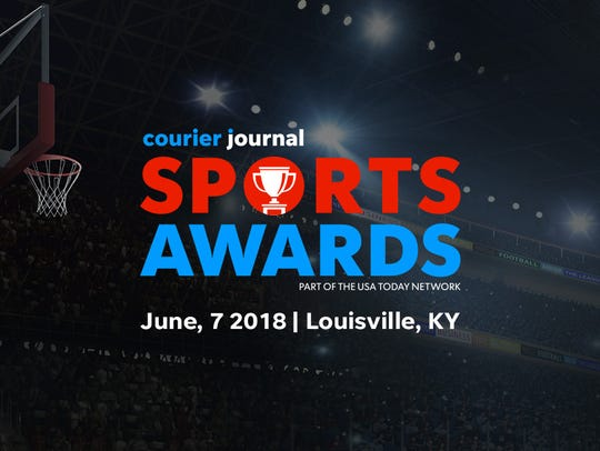 The Courier Journal Sports Awards will be held June