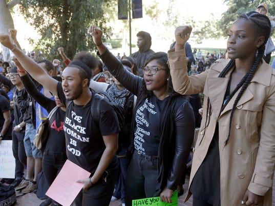 AP CAMPUS PROTESTS CALIFORNIA A USA CA
