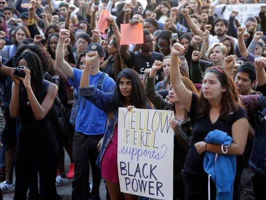 Campus Protests California