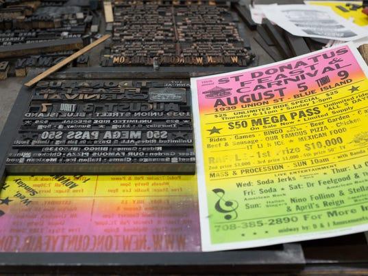 Tribune Showprint Madjax