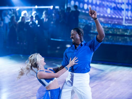 LINDSAY ARNOLD, CALVIN JOHNSON JR.