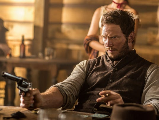 Chris Pratt finds his clown and other magnificent thoughts