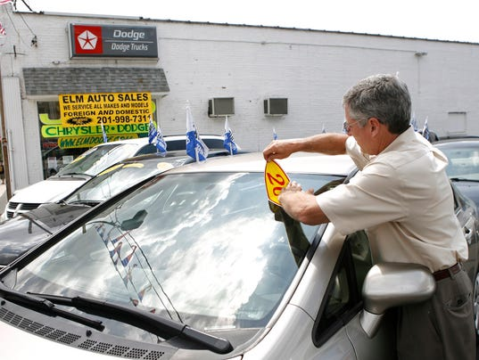 AP CLUNKERS USED CAR DEALERS F USA NJ