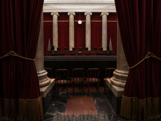 U.S. Supreme Court Prepares For New Term