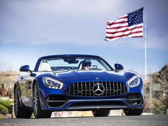 Auto review: The perfect way to start your holiday weekend: drive a 2018 Mercedes-AMG GT