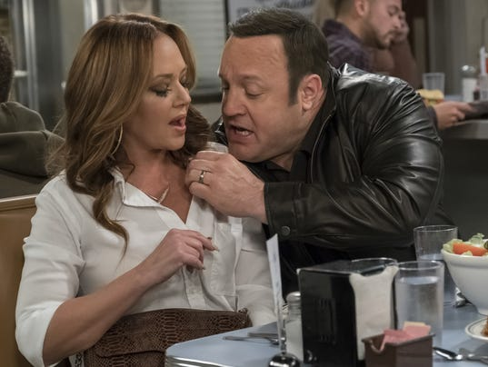 Kevin Can Wait Remini James
