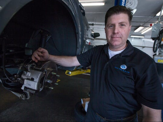 Toms River Auto Repairman Wouldn T Let Fear Stop His Dream
