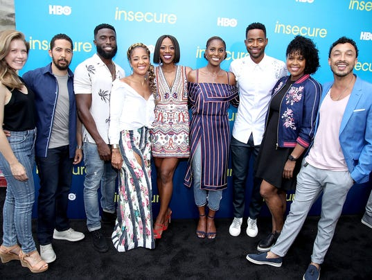 """HBO Celebrates New Season Of """"Insecure"""" With Block Party In Inglewood"""
