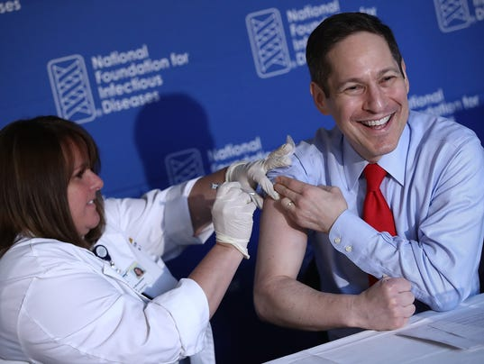 CDC Director Tom Frieden Discusses Importance Of Annual Flu Shot