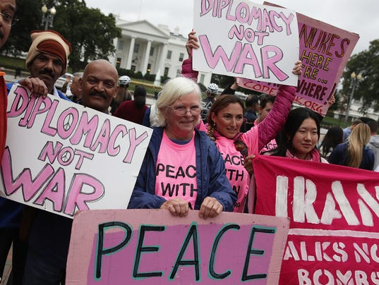 Activist White House Iran Deal