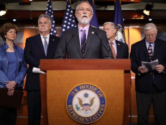 House Republicans Hold News Conference Encouraging Legislative Action On DACA
