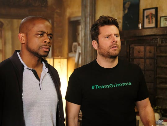 Psych: The Movie - 2017