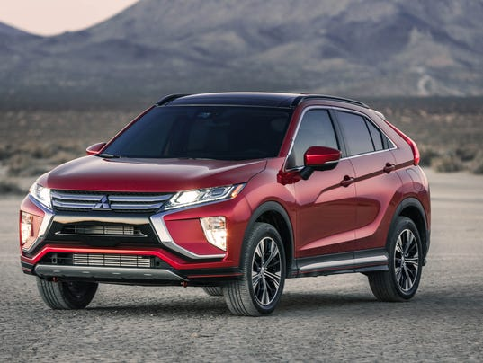 Review Mitsubishi Fights Back With Cool Eclipse Cross Suv