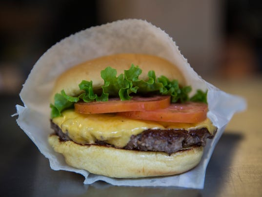 Shake Shack Burger Chain Considers I.P.O.