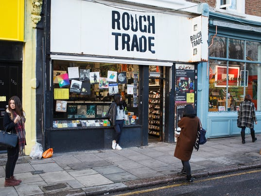 Rough Trade, London
