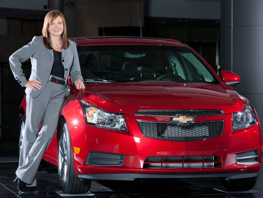 Gm Ceo Mary Barra Still Goes Grocery Shopping