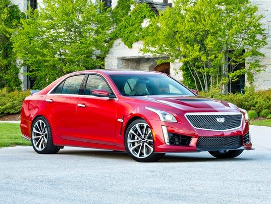 sedan car cadillac photo cts original and test v s driver review reviews