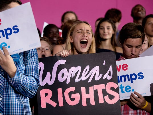 Tennesseans to march on Washington for women's rights