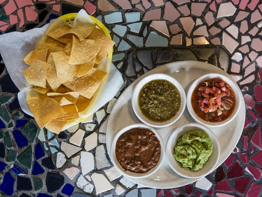 Frankfort Mexican Food
