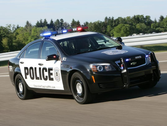 Gm Recalls Police Cars For Shifter Glitch
