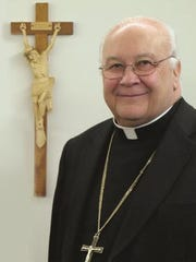 Bishop Paul G. Bootkoski of the Diocese of Metuchen