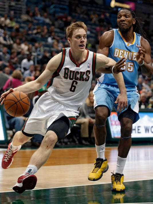 Nate Wolters, Kenneth Faried